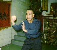 Hammer Fist is a key tool of Hakka Mantis